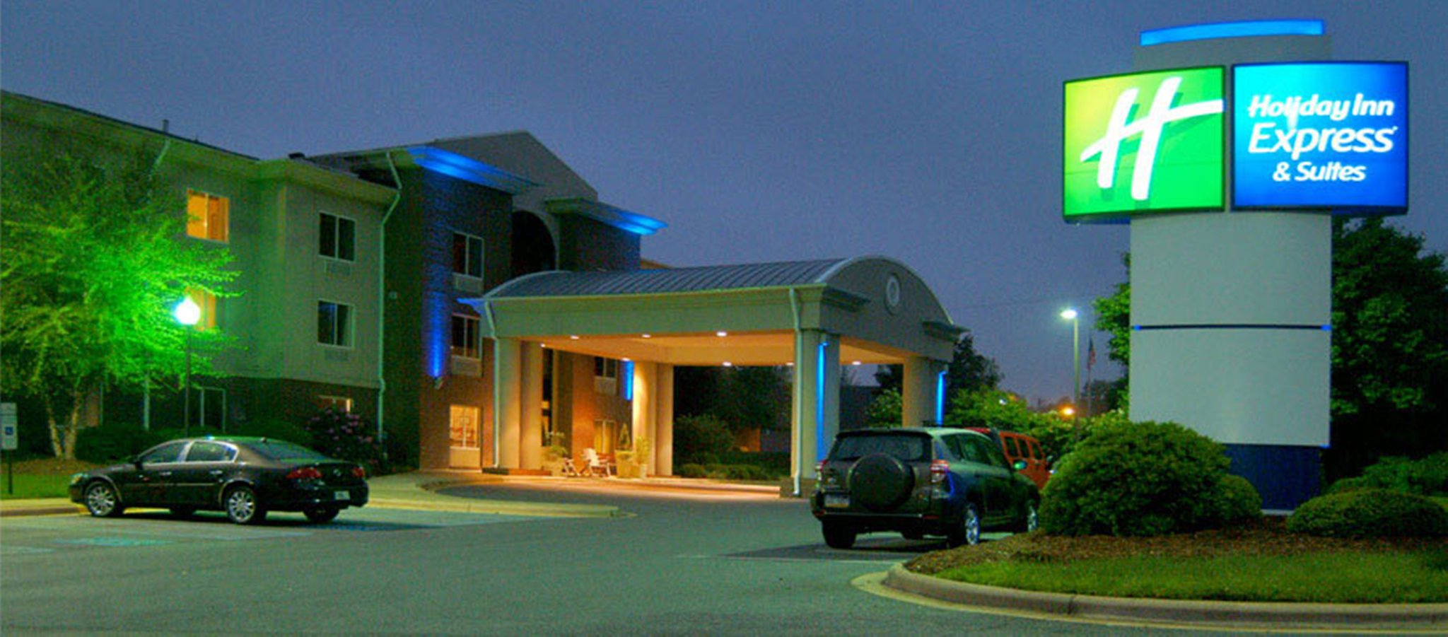 Holiday Inn Express Brevard/Pisgah Forest