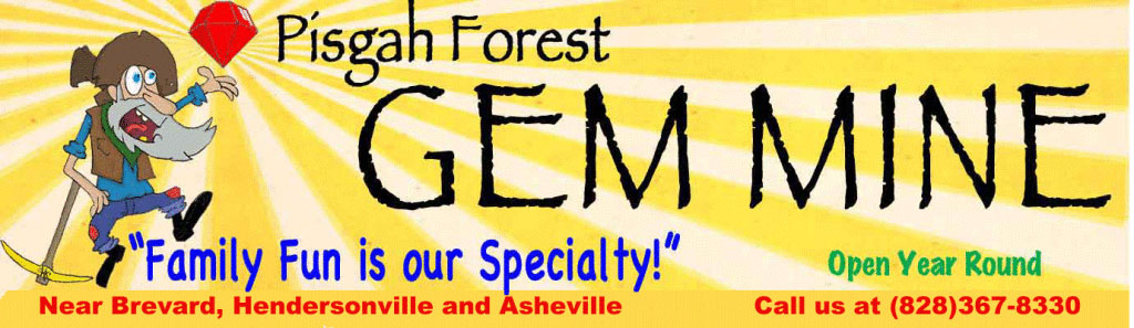 Pisgah Forest Gem Mine :: Pisgah Forest, NC