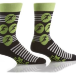 YO SOX MEN'S CREW SOCK, SPRINTER #411665