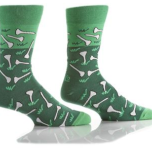YO SOX MEN'S CREW SOCK, GOLF #411687