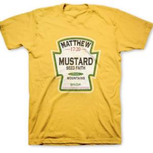 Kerusso® Adult T-Shirt - Mustard
