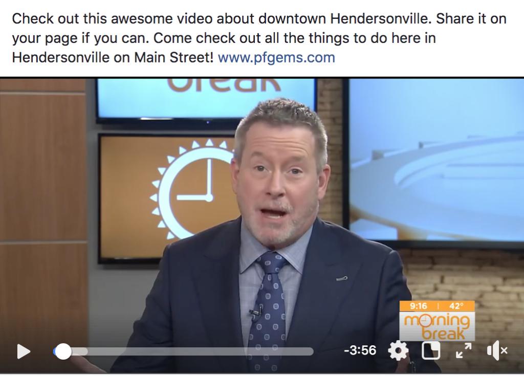 WBTV visits Hendersonville NC
