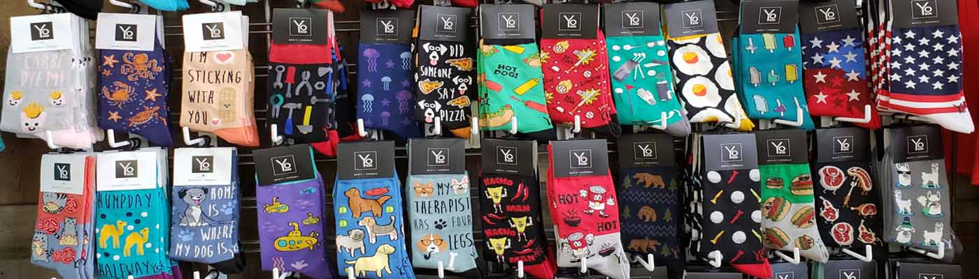 Your source for great Crazy Socks